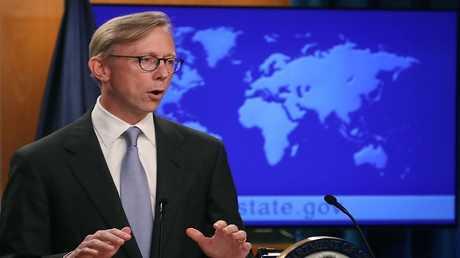 المبعوث الأمريكي الجديد لشؤون إيران برايان هوك
