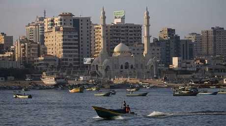 بحر غزّة