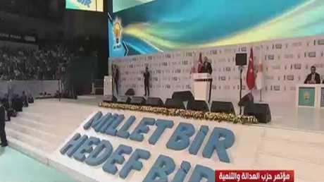 أردوغان: لن نرضخ لأي جهة تهدد بالعقوبات