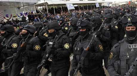 عناصر من الشرطة العراقية - أرشيف -