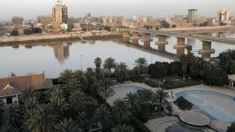 جانب من مدينة بغداد - أرشيف