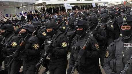 عناصر الشرطة العراقية