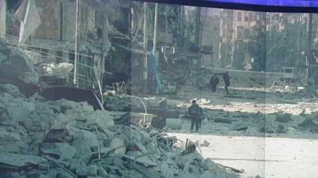 جهود لإعادة الخدمات إلى حلب الشرقية