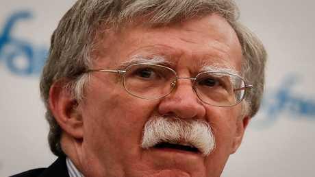 جون بولتون مستشار الرئيس الأمريكي للأمن القومي