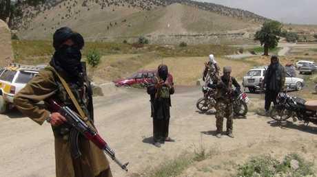 عناصر لحركة طالبان أفغانستان- أرشيف