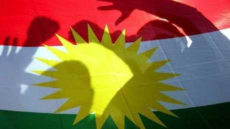 علم كردستان العراق - أرشيف