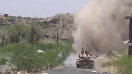 قوات هادي تعلن شن هجوم على مديرية مران
