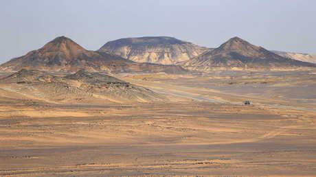 الصحراء المصرية