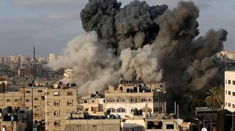 الحرب الإسرائيلية على غزّة