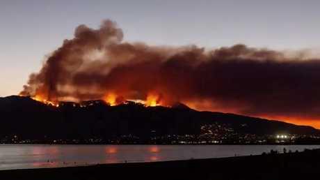 صورة مروعة تكشف عن الحرائق المدمرة حول العالم!