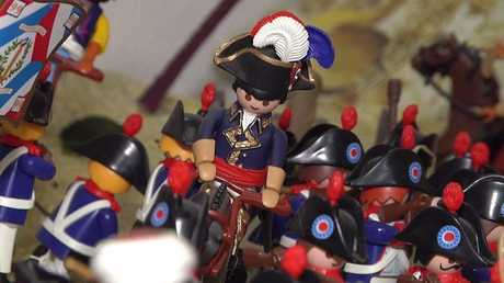 متحف ألعاب فرنسي يروي أحداثا عن نابليون