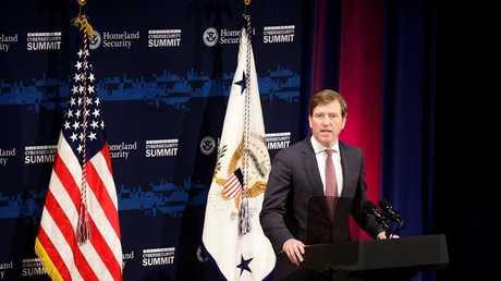 نائب وزير الأمن الداخلي الأمريكي، كريستوفر كريبس