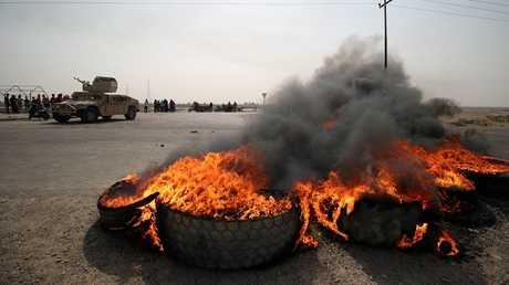 العراق.. مقتل 13 داعشيا واعتقال اثنين آخرين جنوبي الموصل