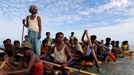 لاجئو الروهينغا، بنغلاديش