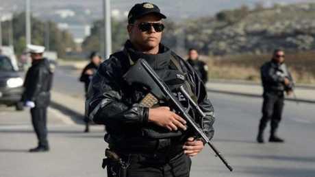 رجال الأمن التونسيون - صورة من الأرشيف