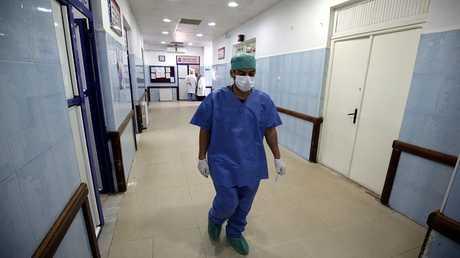 مستشفى بوفاريك في ولاية البليدة الجزائرية