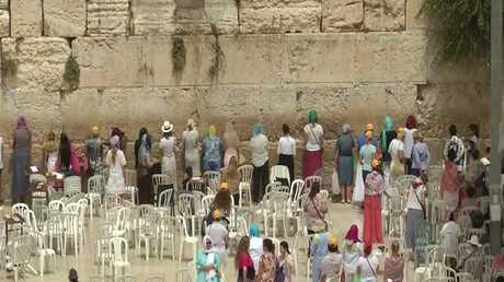 تغييرات إسرائيلية بساحة البراق