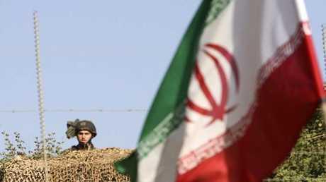 حرس الحدود الإيراني صورة أرشيفية