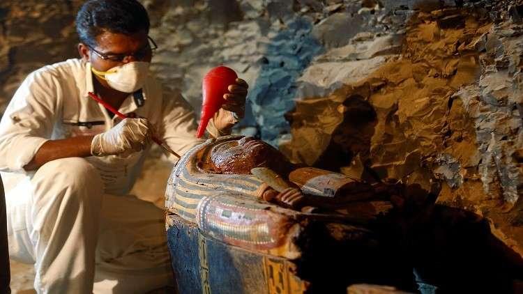 اكتشاف آثار أقدم القرى في دلتا مصر