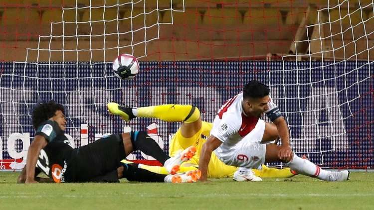 موناكو يسقط في عقر داره أمام مارسيليا (فيديو)