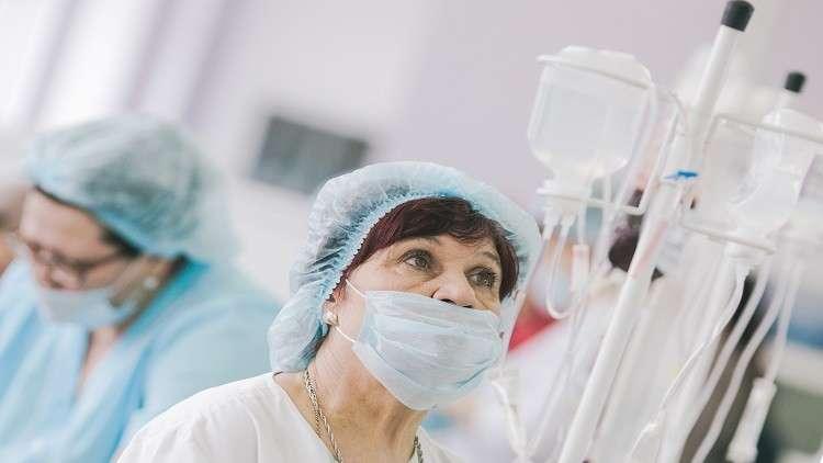 عملية ناجحة لمريضة فولغوغراد التي أنقذها صغيرها