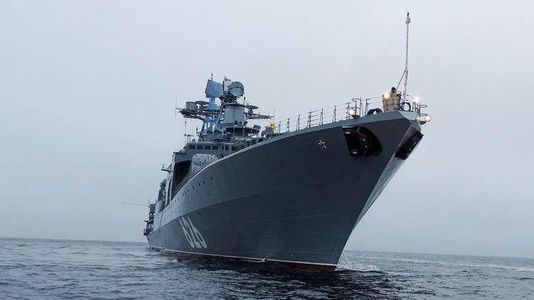 هل بإمكان البحرية الروسية مواجهة الأسطول الأمريكي عند شواطئ سوريا