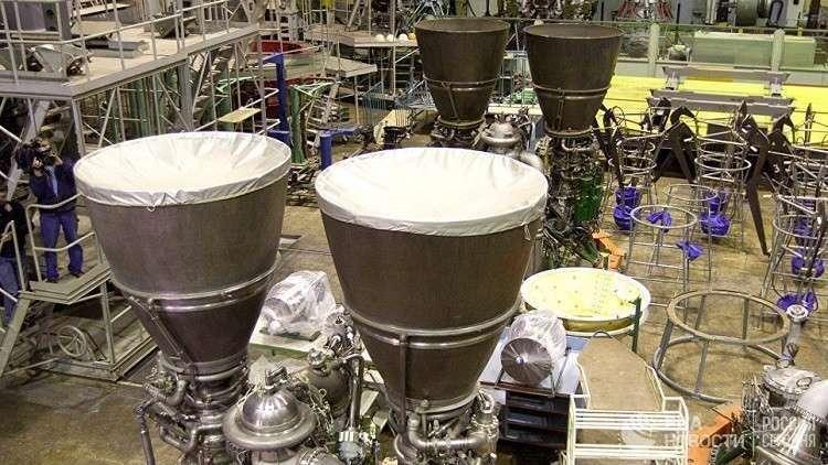 لا غنى لواشنطن عن محركات الصواريخ الروسية رغم العقوبات