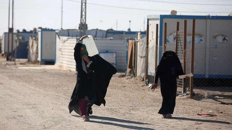 مخيمات النازحين في العراق - أرشيف