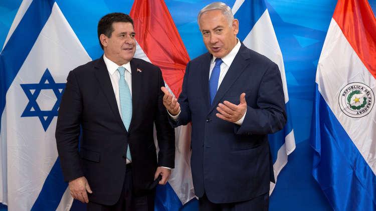 باراغواي تعيد سفارتها في إسرائيل من القدس إلى تل أبيب