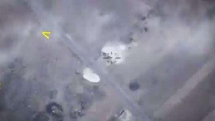 موسكو: قصفنا بدقة مواقع للنصرة في إدلب