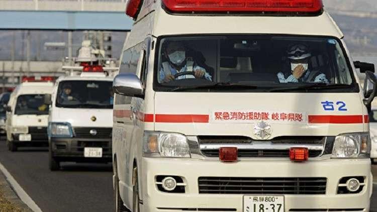 قتيلان و125 جريحا وعشرات المفقودين بزلزال ضرب شمال اليابان