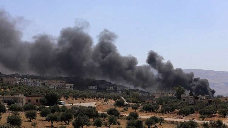 الكويت تدعو لوقف أي عمل عسكري في إدلب