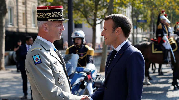 قيادة الجيش الفرنسي: مستعدون لضرب سوريا