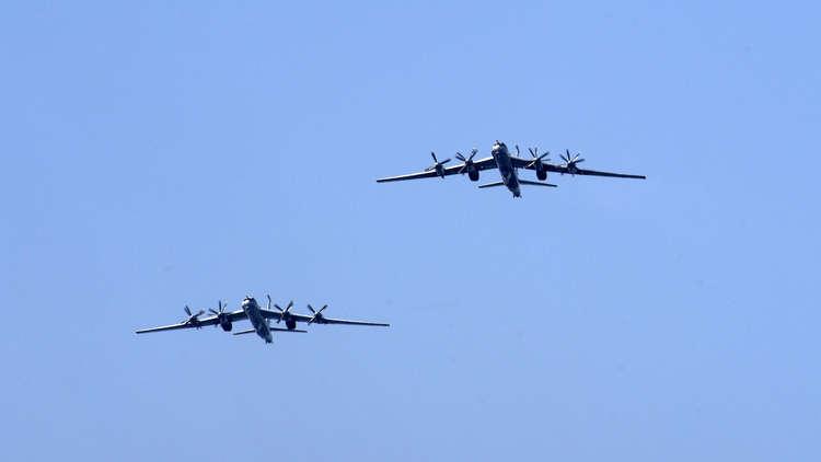 مقاتلات أمريكية تعترض قاذفات روسية بالقرب من ألاسكا