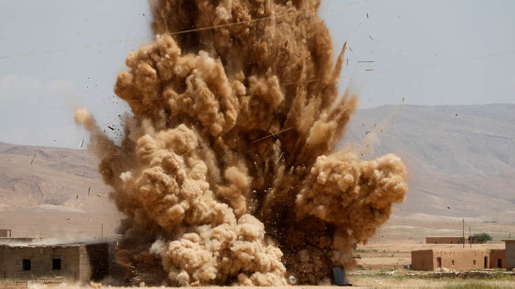 مسؤولون أكراد: 10 قتلى جراء القصف الإيراني لقضاء في كردستان العراق