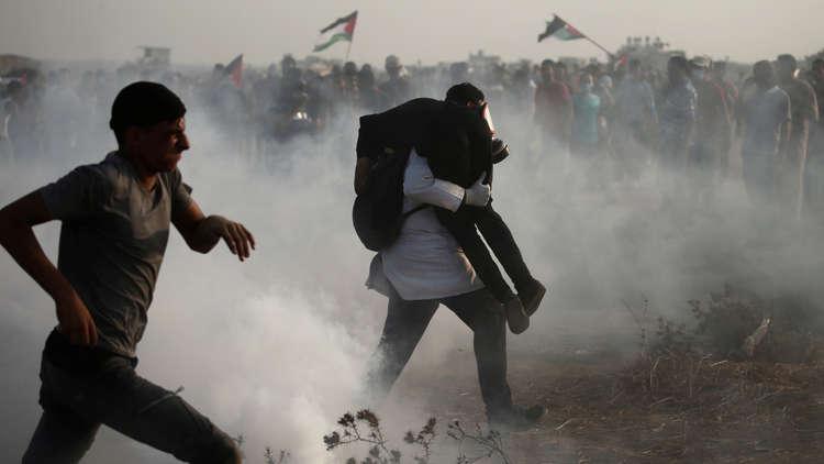 وفاة فتى فلسطيني متأثرا بإصابته برصاص الجيش الإسرائيلي قرب حدود غزة