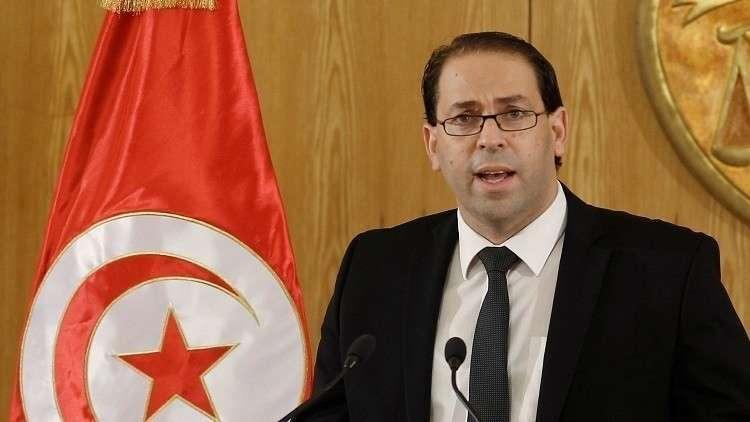 استقالة 8 نواب من الحزب الحاكم في تونس وتأييدهم لرئيس الحكومة