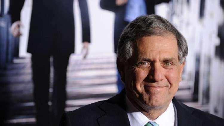 التحرش الجنسي يفقد مدير CBS  جميع مناصبه