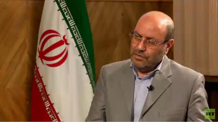 طهران: مستعدون لدعم دمشق لطرد الأمريكيين