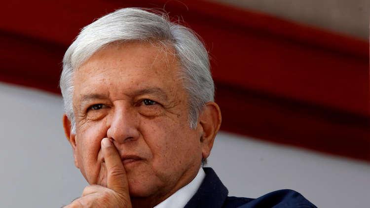 رئيس المكسيك المنتخب يدعو بوتين إلى حفل تنصيبه المقرر في 1 ديسمبر المقبل