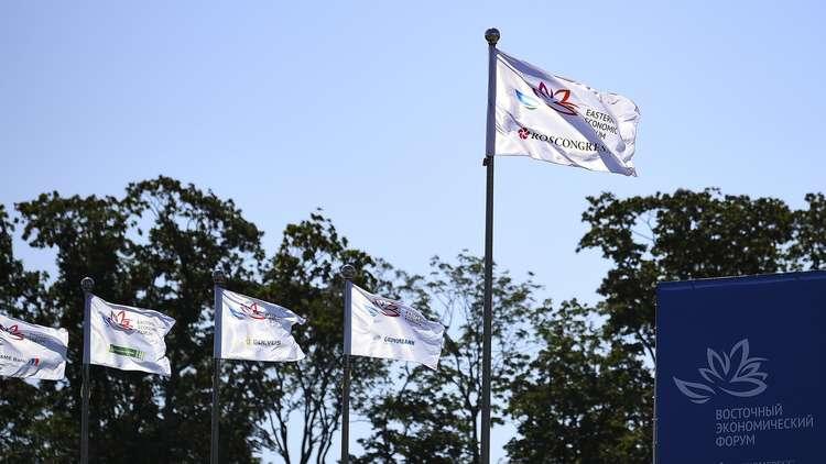 روسيا والكوريتان تبحث آفاق التعاون الثلاثي في منتدى الشرق الاقتصادي