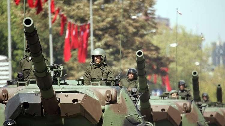 موقع الجيش التركي في تصنيف أقوى جيوش العالم!