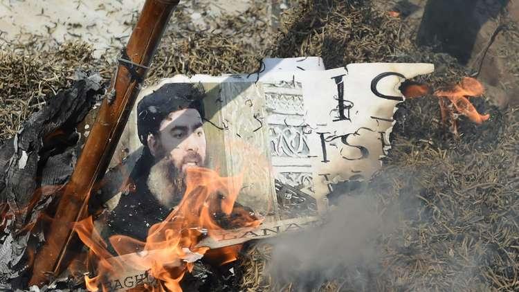 التحالف الدولي: البغدادي فقد زمام القيادة واعتقاله مسألة وقت لا أكثر