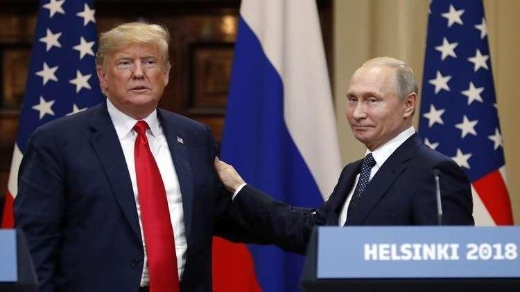 الكرملين: لقاء بوتين ترامب في باريس قيد الدرس