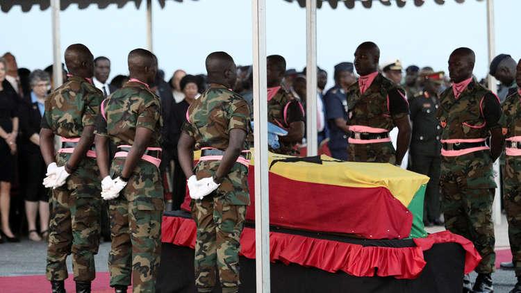 الخارجية الروسية: نشارك غانا الحزن برحيل أحد أكبر رجال السياسة الأفارقة