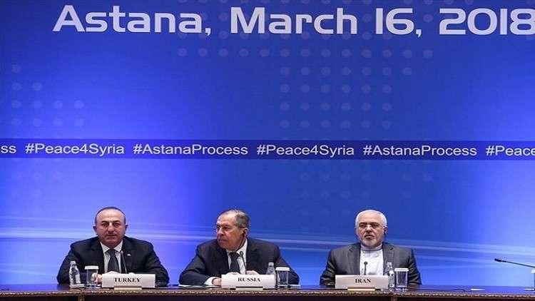 الدول الضامنة تناقش تشكيل لجنة لصياغة دستور سوري جديد