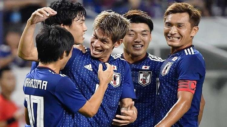 اليابان تقسو على كوستاريكا وديا (فيديو)