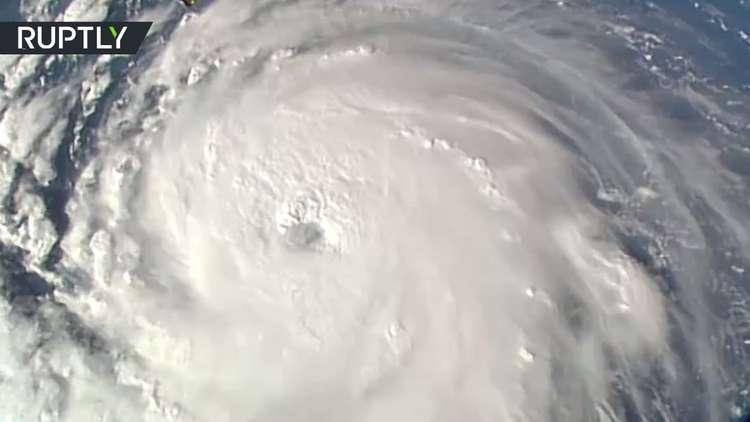 شاهد إعصار