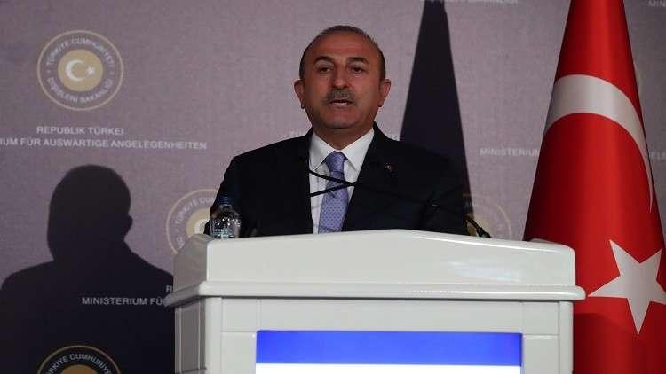 تركيا: مستعدون للعمل مع الشركاء في سوريا لتصفية الجماعات الإرهابية