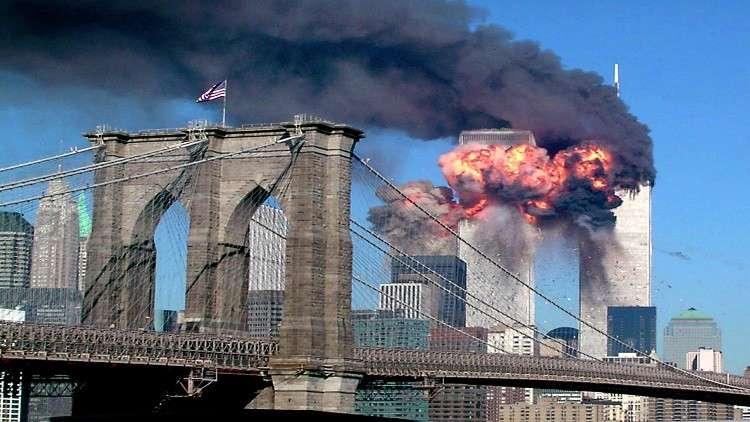 صور نادرة لأحداث 11 سبتمبر